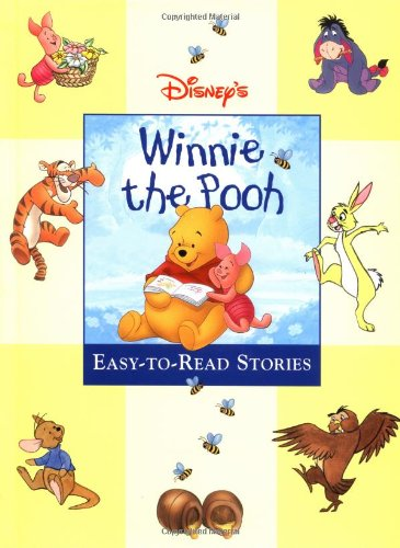 """Ex-Library"""",Disney's Winnie the Pooh: Easy-To-Read Stories,Isabel Gaines: Isabel Gaines"""