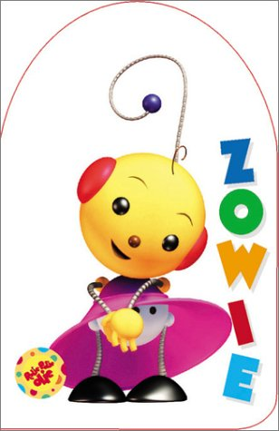 9780786833238: Rolie Polie Olie Shaped Board Book: Zowie