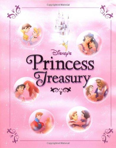 9780786833481: Disney's Princess Treasury (Disney's Princess Backlist)