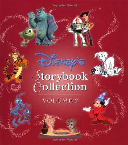 9780786833597: Disney's Storybook Collection Vol.2