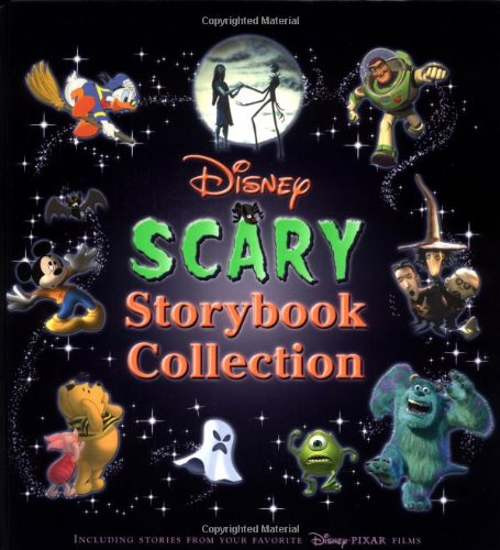 9780786833795: Disney Scary Storybook Collection (Disney Storybook Collections)