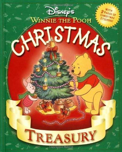 9780786834006: Disney's Winnie the Pooh Christmas Treasury