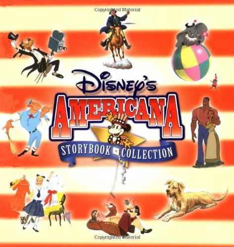 9780786834020: Disney's Americana Storybook Collection