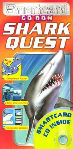 9780786834167: Smartcard CD-ROM: Shark Quest (Smart Cards)
