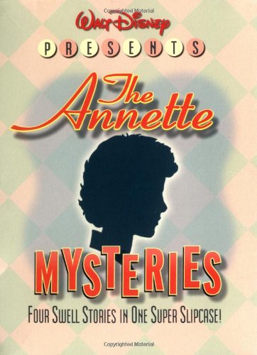 The Annette Mysteries collections