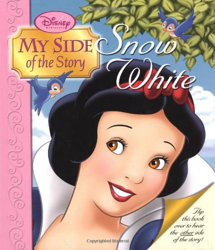 Disney Princess: My Side of the Story: Disney Book Group