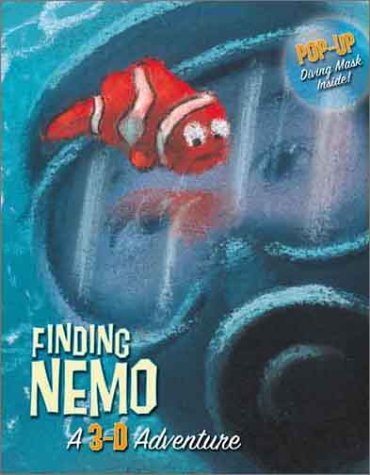 9780786834693: Finding Nemo: A 3-D Adventure With Pop-Up Viewer