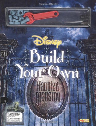 9780786834730: Build Your Own Haunted Mansion