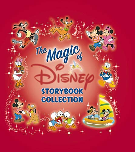 9780786835232: The Magic of Disney Storybook Collection (Disney Storybook Collections)