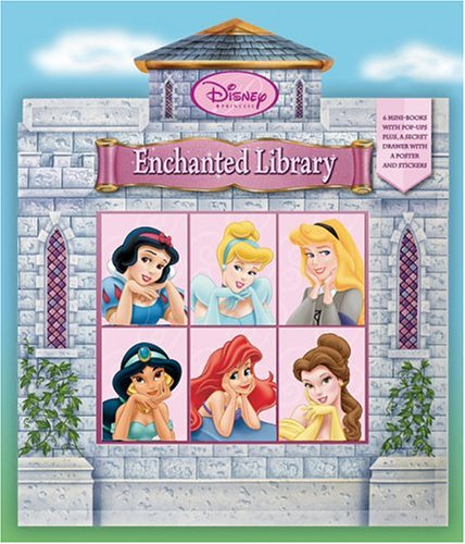 9780786835454: Disney Princess: Enchanted Library Boxed Set