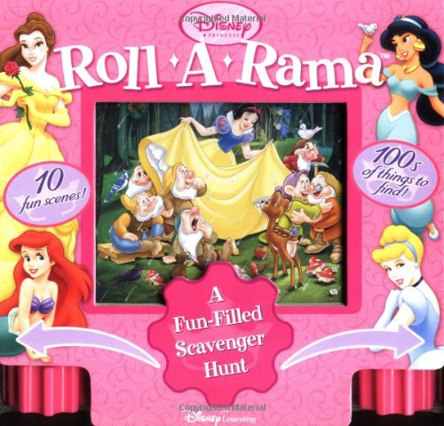 Disney Learning: Disney Princess Roll-A-Rama: TK, Disney Press