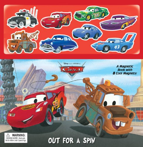 DISNEY PIXAR CARDS OUT FOR A SPIN