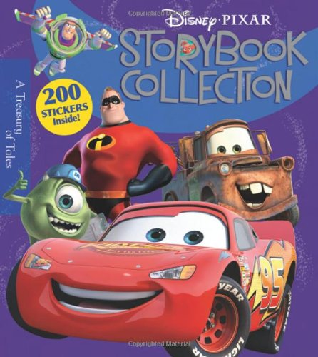 9780786836024: Disney/pixar Storybook Collection