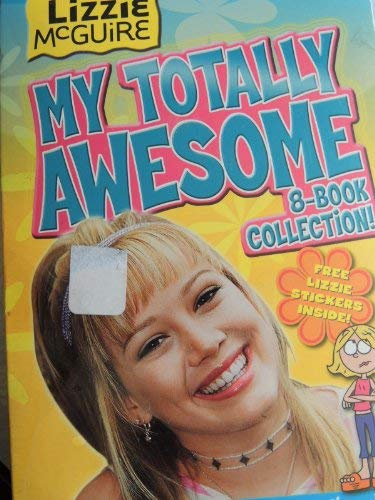 9780786836307: Lizzie McGuire My Totally Awesome 8 Book Collection