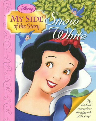 9780786836482: Disney Princess: My Side of the Story - Snow White/The Queen - Book #2