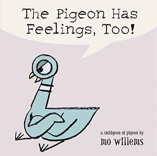 9780786836505: The Pigeon Has Feelings, Too!