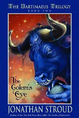 9780786836543: The Golem's Eye (The Bartimaeus Trilogy, Book 2)
