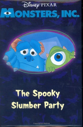 9780786836710: The Spooky Slumber Party (Monsters, Inc)