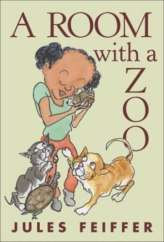 9780786837038: A Room with a Zoo