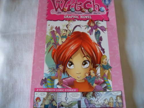 W.I.T.C.H. Graphic Novel #1: W.I.T.C.H. Graphic Novel: The Power of Friendship - Book #1