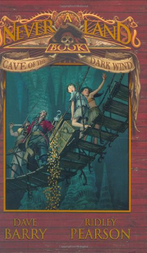 9780786837908: Cave of the Dark Wind (Never Land Books)
