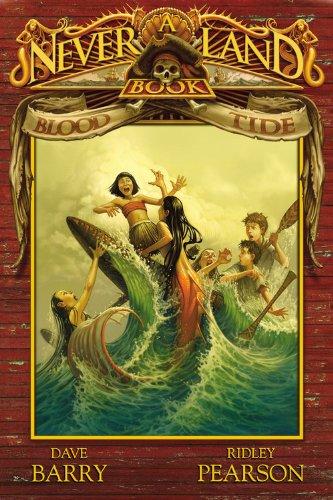 9780786837915: Blood Tide (Never Land, Book 3)