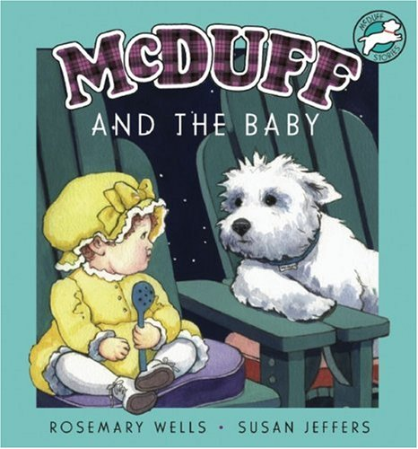 McDuff and the Baby (new design) (9780786838349) by Rosemary Wells