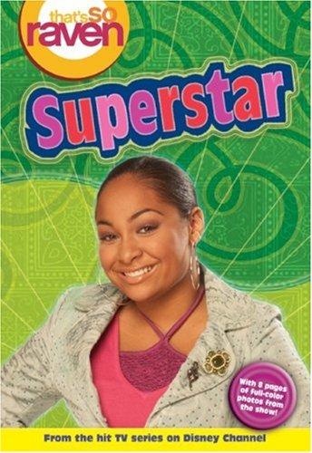 9780786838363: That's so Raven: Superstar - #16: Junior Novel