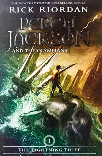 9780786838653: The Lightning Thief (Percy Jackson & the Olympians)