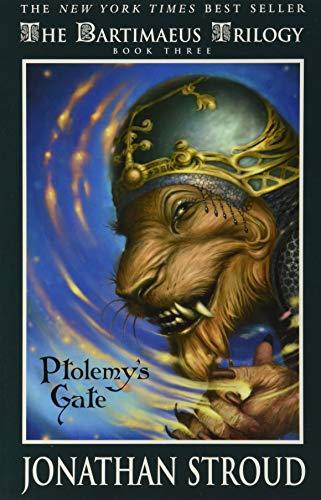 9780786838684: Ptolemy's Gate (Bartimaeus Trilogy)
