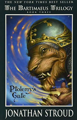 9780786838684: Ptolemy's Gate (The Bartimaeus Trilogy, Book 3)
