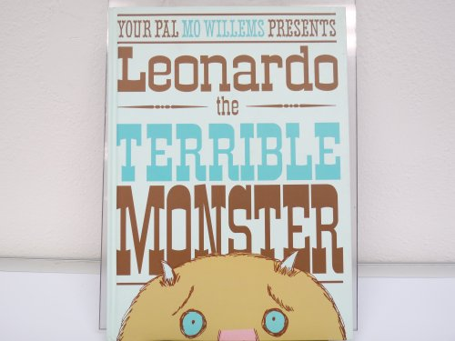 9780786839131: Leonardo, the Terrible Monster