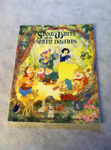 Walt Disney's Snow White and the Seven Dwarfs (078684020X) by Disney, Walt; Guell, Fernando; Marvin, Fred