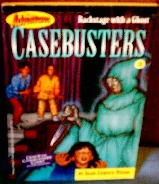 9780786840250: Backstage With a Ghost (Disney Adventures Casebusters)