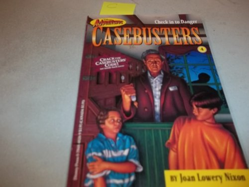 9780786840267: Check in to Danger (Disney Adventures Casebusters)