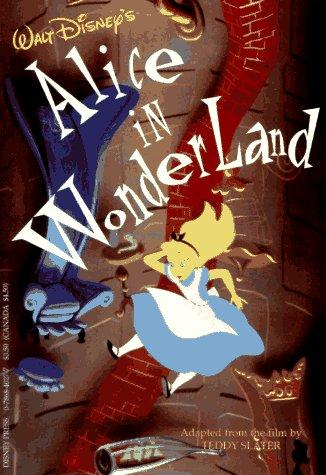 9780786840274: Walt Disney's Alice in Wonderland