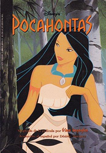 Pocahontas (Junior Novelization/Spanish) (Spanish Edition) (0786840463) by Ingoglia, Gina