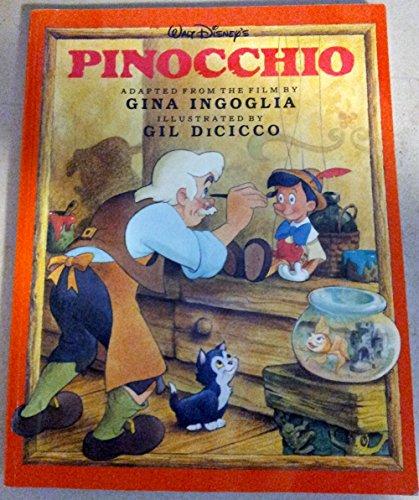 9780786840496: Walt Disney' Pinocchio