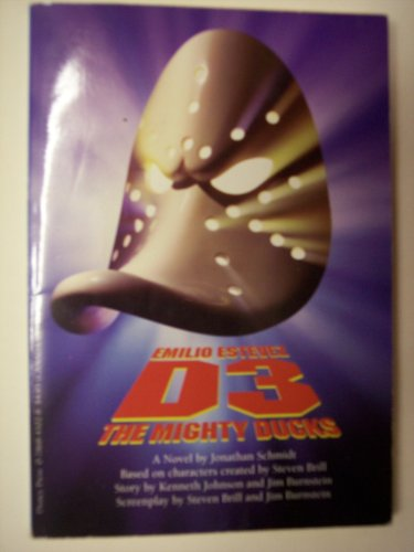 D3: The Mighty Ducks: Schmidt, Jonathan