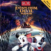 9780786841486: 101 Dalmatians : Escape from De Vil Mansion