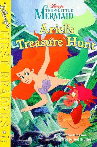 9780786841677: Ariel's Treasure Hunt (Disney First Readers)
