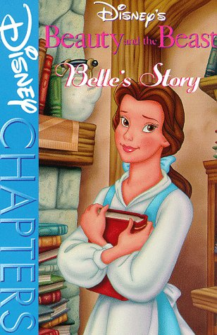 Disney's Beauty and the Beast Belle's Story (0786841826) by Vanessa Elder