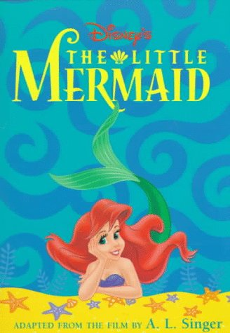 9780786842025: Disney's the Little Mermaid