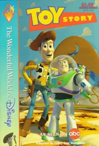 9780786842148: Disney's Toy Story (The Wonderful World of Disney Series)
