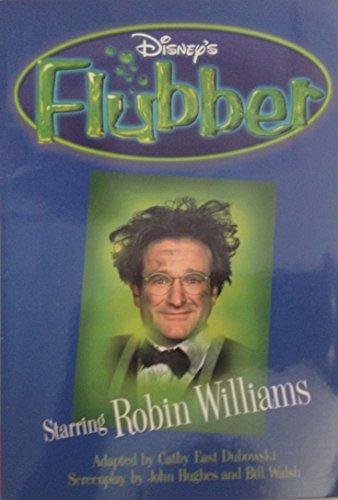 9780786842421: Title: Flubber Junior Novel Scholastic Book Club Edition
