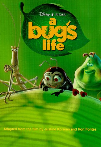 9780786842520: A Bug's Life (Disney's Junior Novel)