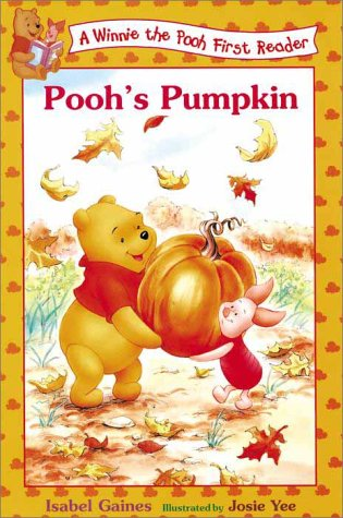 9780786842568: Pooh's Pumpkin (Winnie the Pooh First Readers)