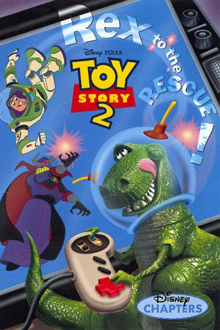 9780786842889: Rex to the Rescue! (Toy Story 2)