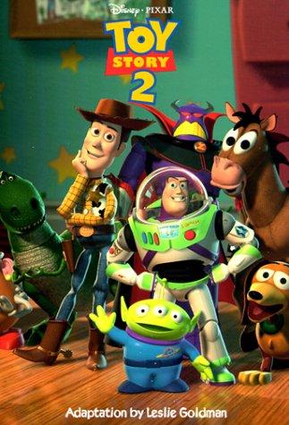 9780786843022: Toy Story 2 Junior Novel