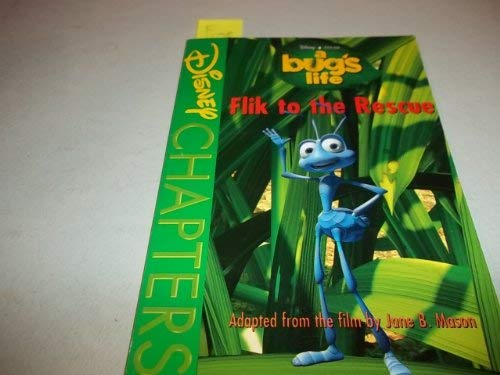 9780786843381: Flik to the Rescue (A Bug's Life)